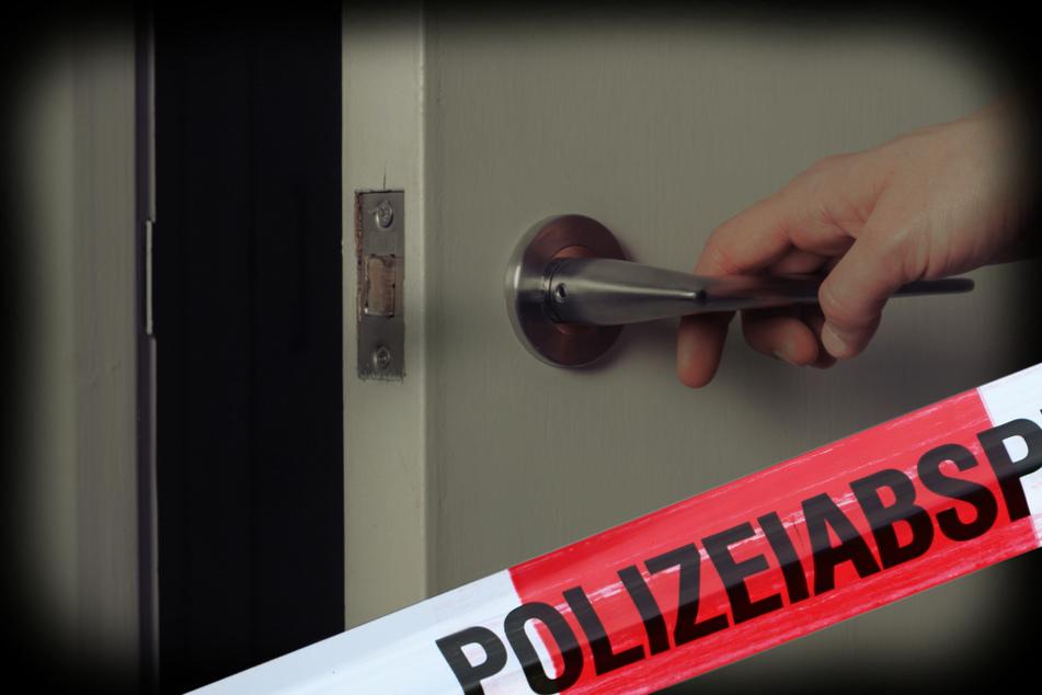 Der 26-Jährige war nur kurz vor die Tür gegangen, um Luft zu schnappen, da wurde er auch schon überfallen! (Symbolbild)