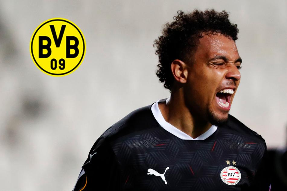 BVB sucht möglichen Sancho-Ersatz: Depay wird's nicht, dafür aber dieser Youngster?