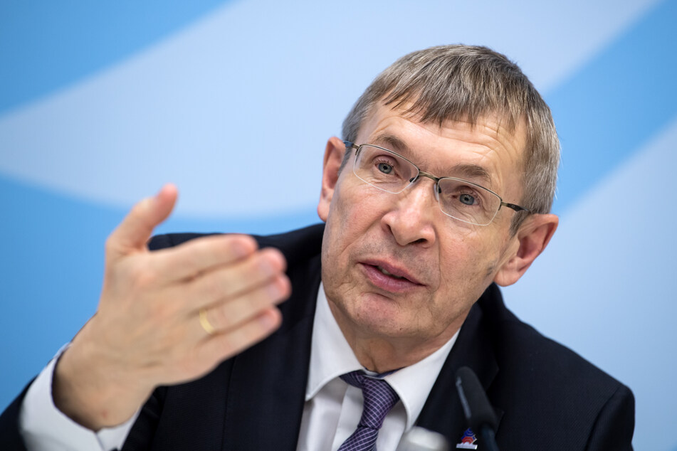 Klaus Cichutek, Präsident des Paul-Ehrlich-Instituts.