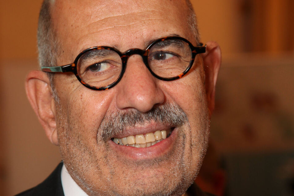 Friedensnobelpreisträger elBaradei war 2014 zu Gast.