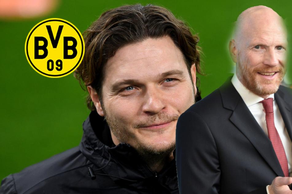 Terzic wackelt beim BVB: Springt Matthias Sammer in die Bresche?