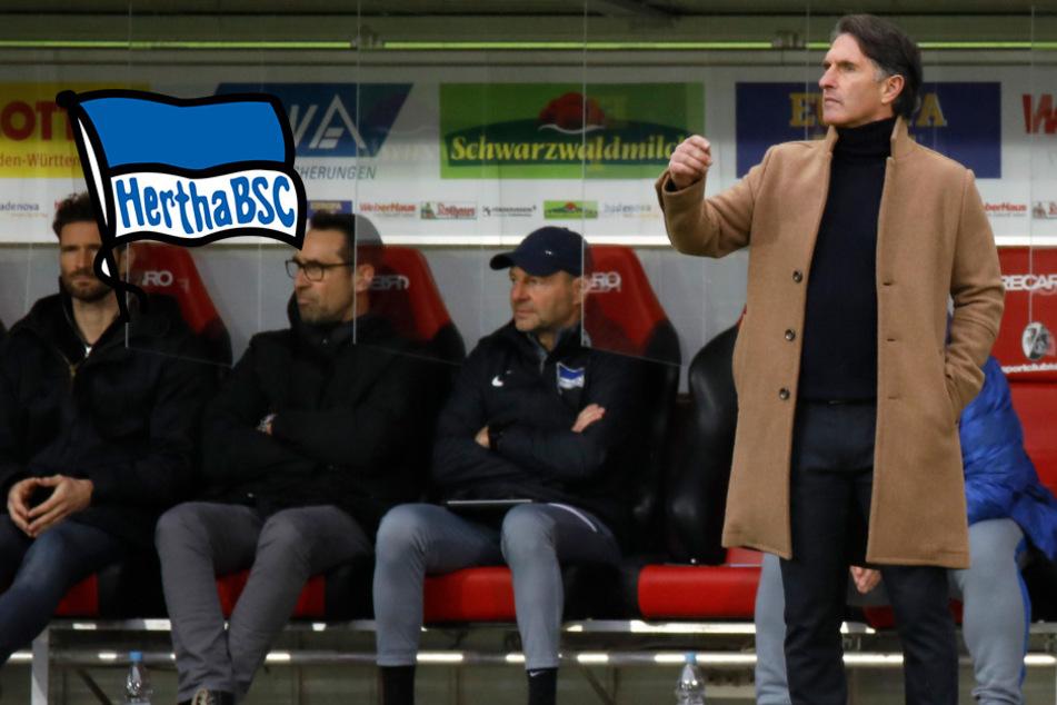 Hertha BSC wieder im Abstiegskampf: Fünf Gründe für die Krise