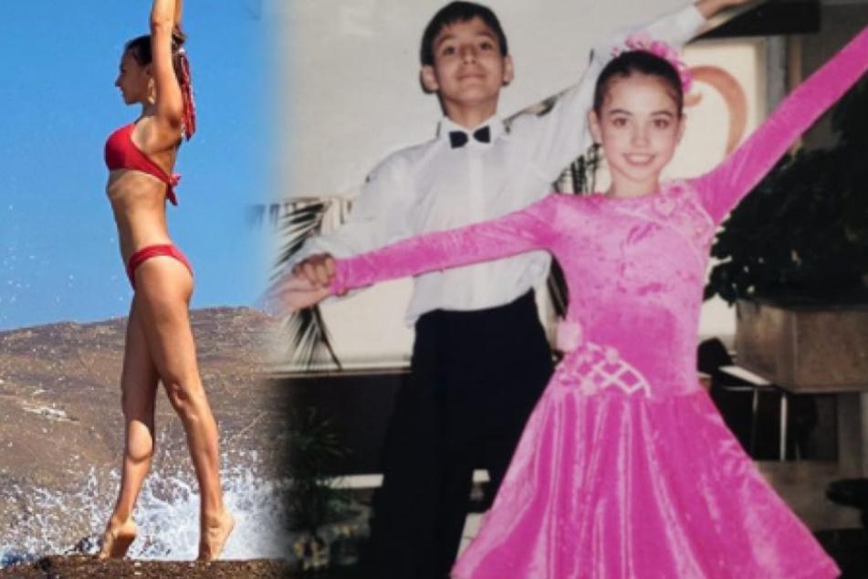 Diese süße Tänzerin ist heute ein echter TV-Star