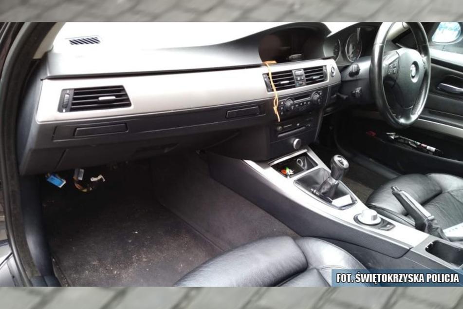 Die Elektrik des Autos erwies sich als echte Hürde.