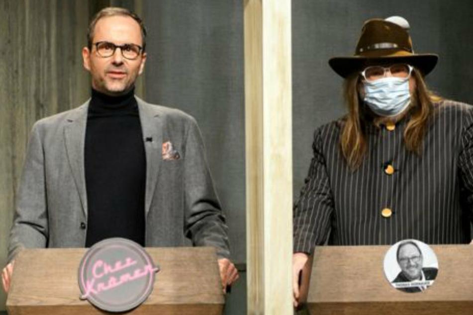 """""""Chez Krömer"""": Kurt Krömer vernimmt """"König Seltsam"""""""