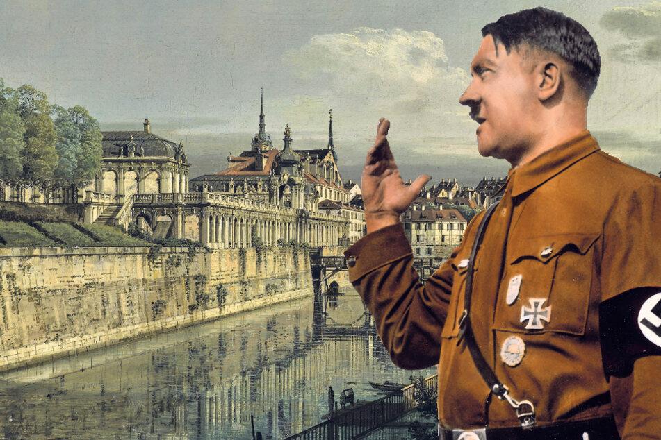 Für 3 bis 4 Millionen Pfund: Hitlers Dresden-Canaletto wieder zu haben