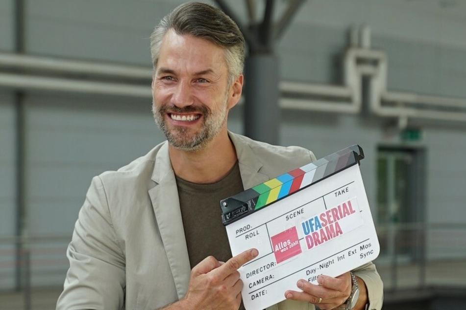 Als Henning Ziegler sorgt der 45-jährige Schauspieler Stefan Bockelmann ab dem 8. November für Überraschungen.