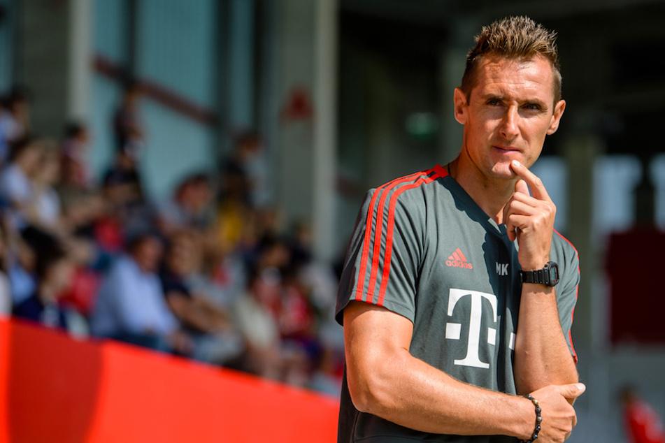 Laut Berichten soll Miroslav Klose (41) Assistenztrainer beim FC Bayern werden.