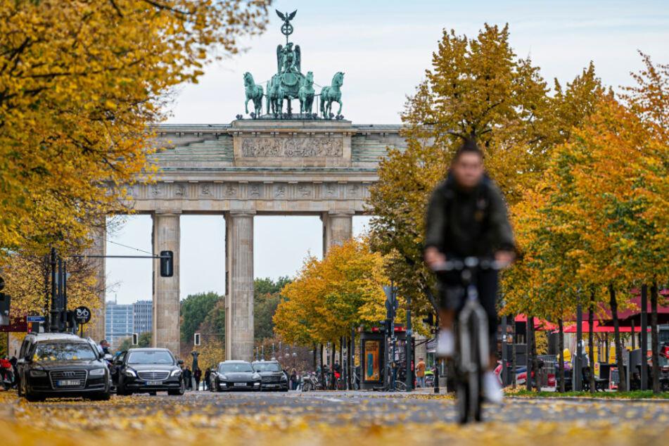 Trotz nassem Oktober: Berlin erneut wärmstes Bundesland
