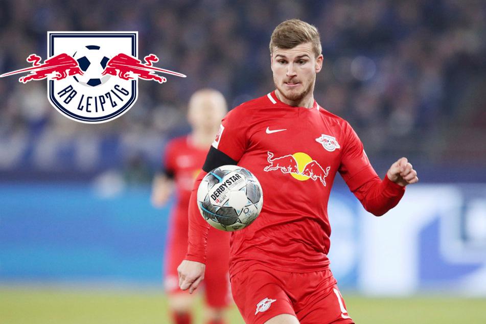 """RB Leipzigs Torjäger Werner hat """"nicht signalisiert, bleiben zu wollen"""""""
