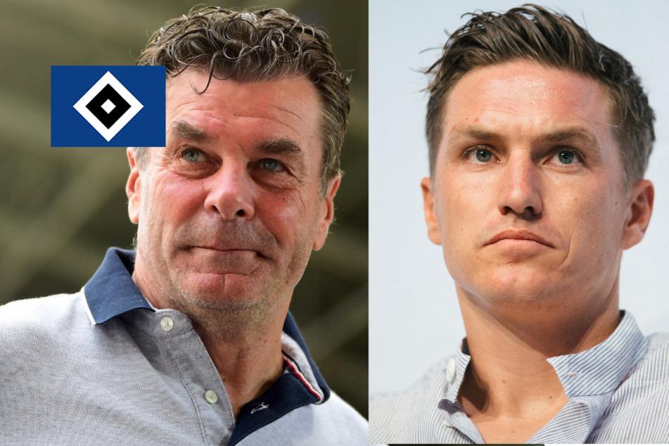 Nach dem HSV: Schweinsteiger und Hecking wieder vereint