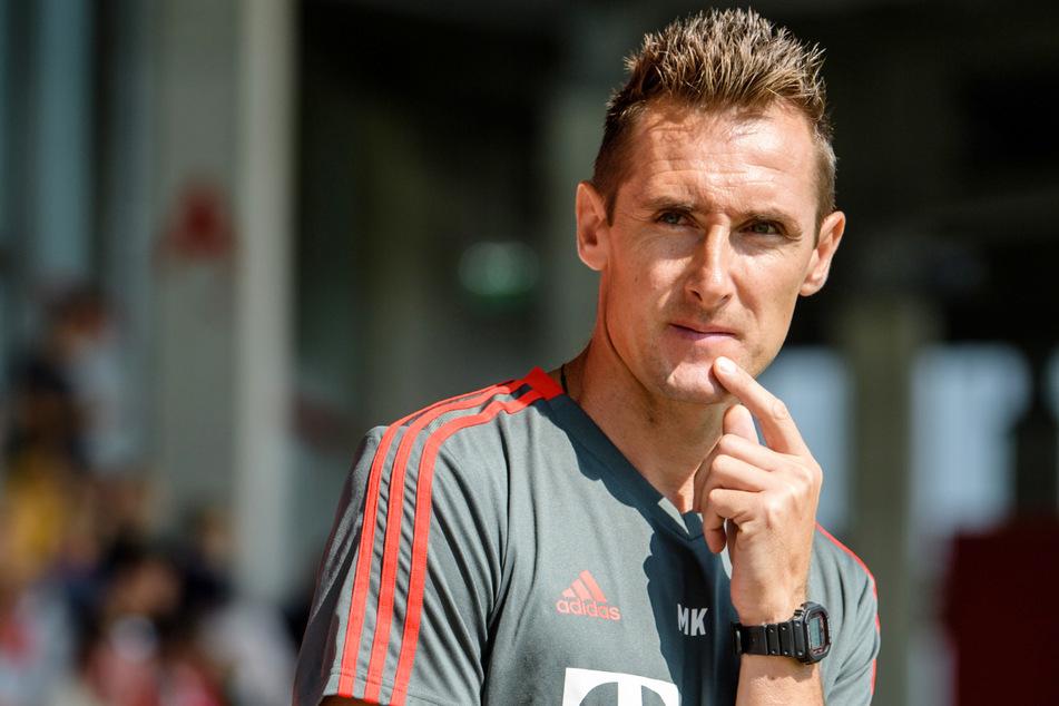 Miroslav Klose (43) hat nach überstandener Thrombosen-Erkrankung von ersten Angeboten für den Neustart seiner Trainerkarriere berichtet.