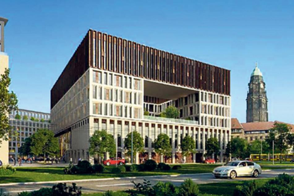 Neues Verwaltungszentrum auf dem Ferdinandplatz: Jetzt steht der Sieger fest!