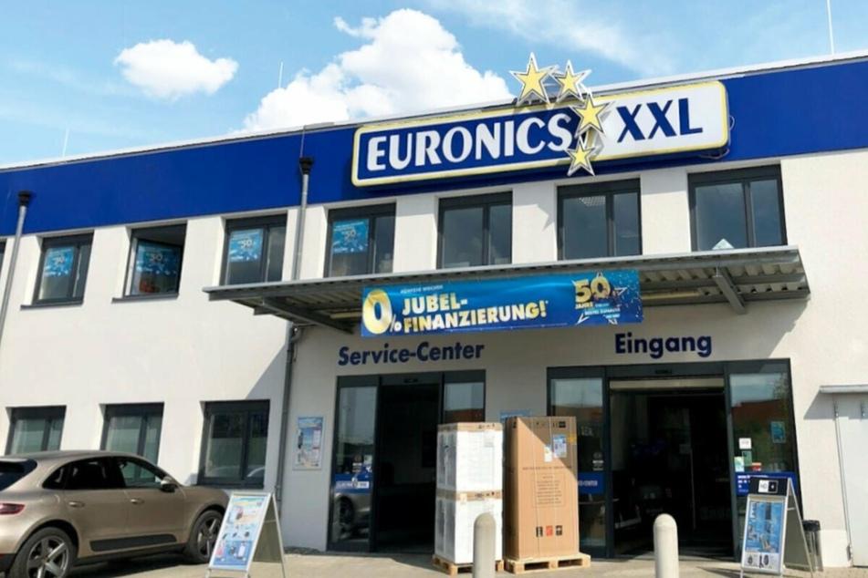 Euronics muss schließen und startet ab Montag (17.5.) großen Ausverkauf