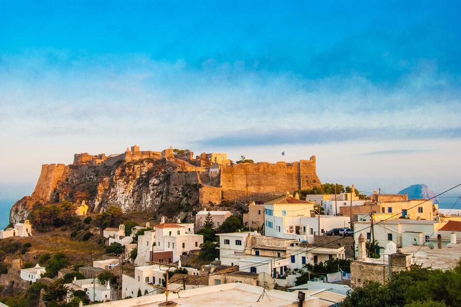 Wer diese griechische Insel das erste Mal sieht, dem geht das Herz auf