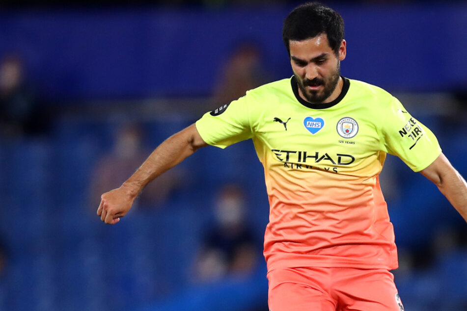 Corona-Schock bei Manchester City: Ilkay Gündogan positiv!