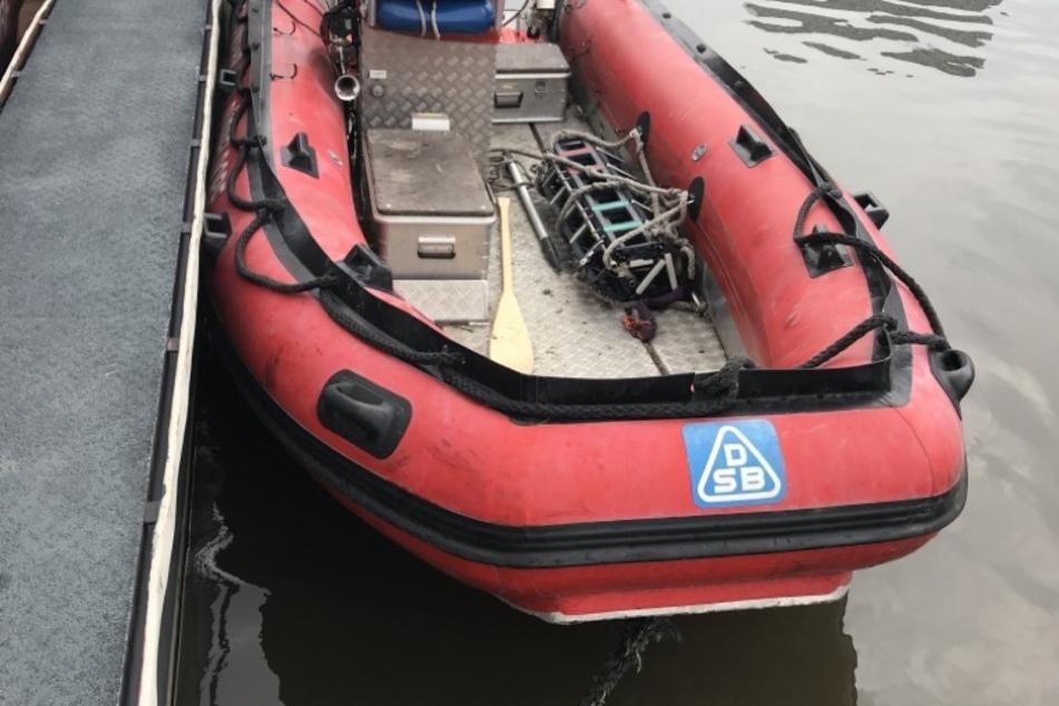 Rettungsboot geklaut! Während Abschlepp-Einsatz ertrinkt an anderer Stelle ein Mensch!
