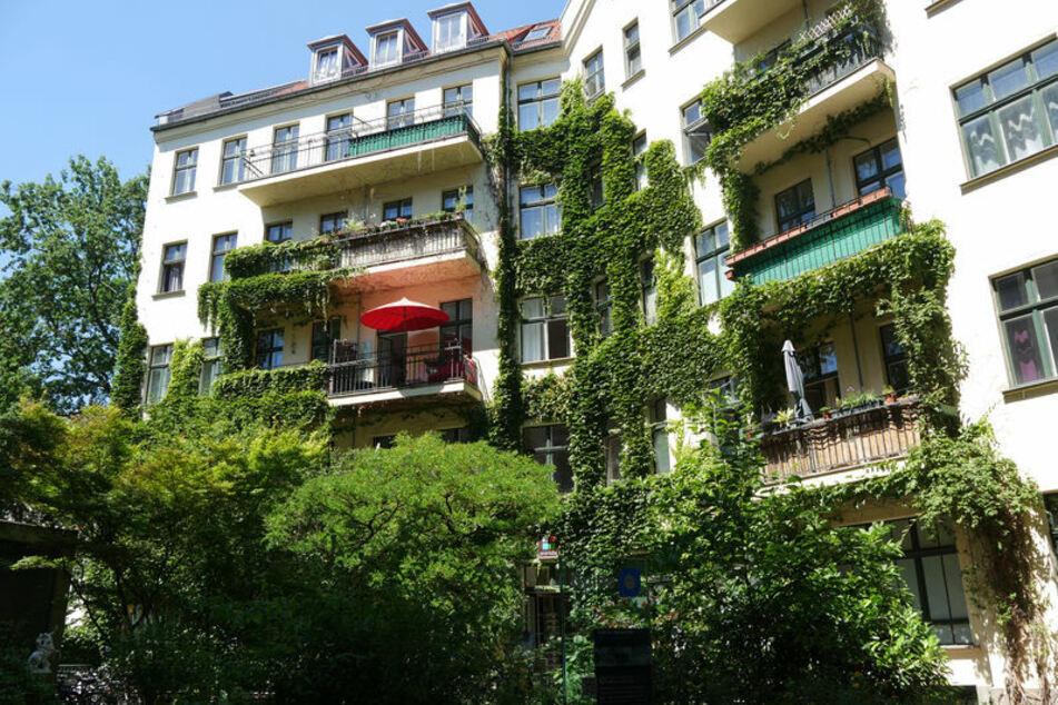 Ein Wohnhaus im Stadtteil Mitte in Berlin. (Symbolbild)