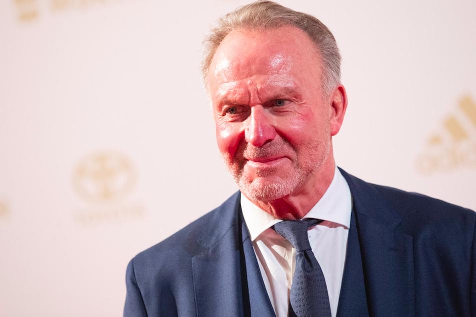 Karl-Heinz Rummenigge (65), Vorstandsvorsitzender der FC Bayern München AG, befasst sich mit den Personalien des Vereins.