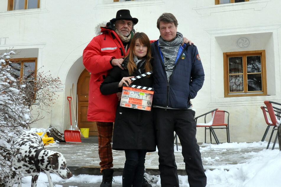 Die Dreharbeiten für den elften und zwölften Film der Krimireihe hatten im März 2020 begonnen.