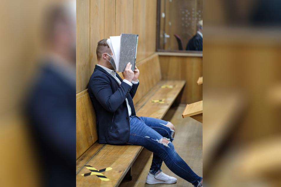 Patrick S. (35) aus Dessau ist zu einer lebenslangen Haftstrafe wegen Mordes verurteilt worden.