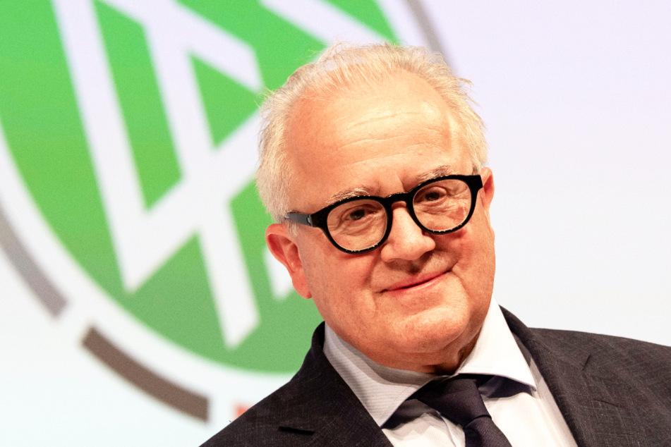 """Der heutige DFB-Präsident Fritz Keller lässt die """"Sommermärchen-Affäre"""" nicht einfach im Sand verlaufen."""