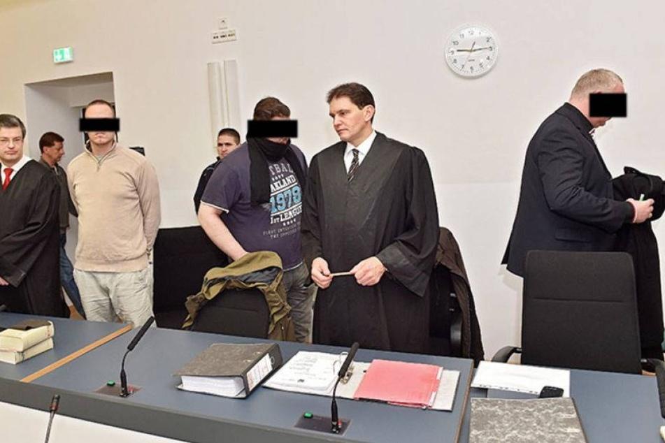 Prozess gegen Dulig-Schläger beginnt mit Panne