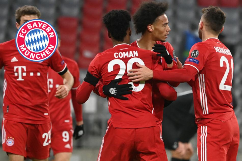 Unaufhaltsam! FC Bayern schlägt RB Salzburg und marschiert in die K.o.-Phase der CL