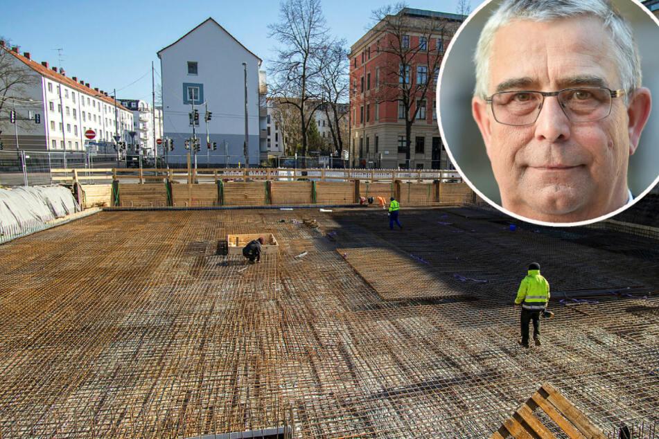 Sachsens Baubranche kämpft mit Engpässen bei Personal und Material