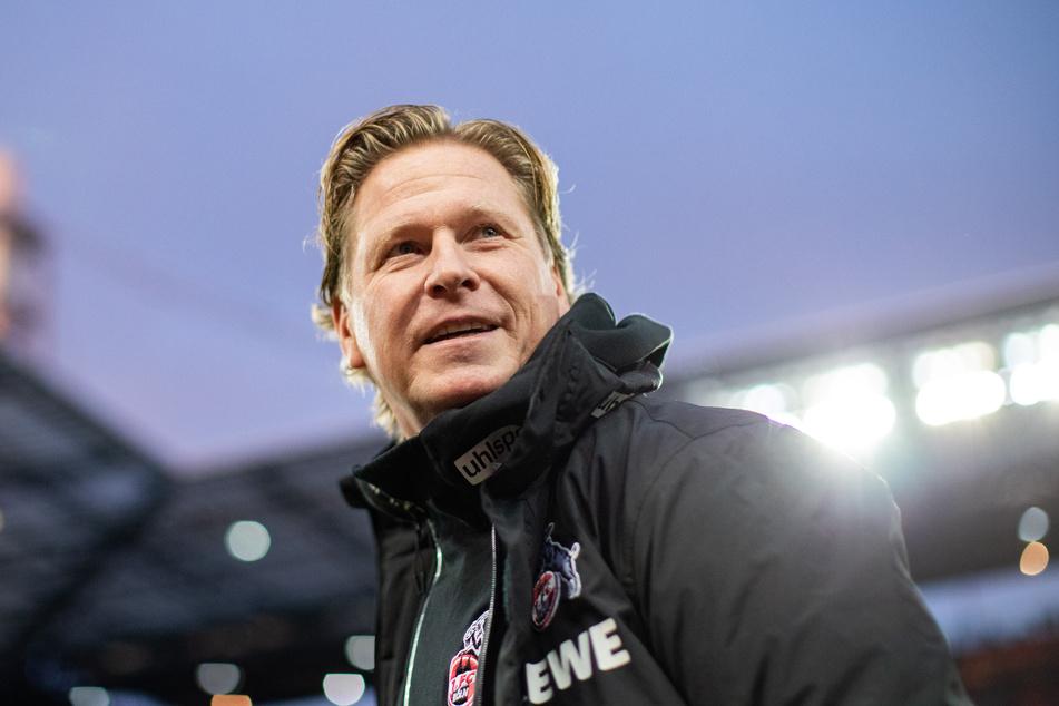FC-Coach Markus Gisdol (50) trainiert derzeit mit seinen Profis anders als gewohnt.