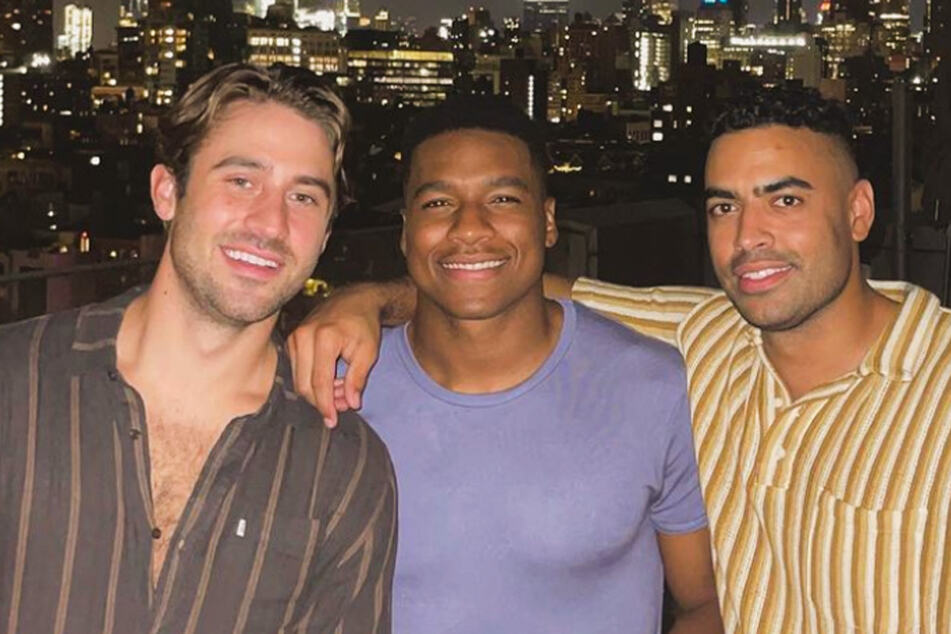 """The Bachelorette Bros: All the """"bromances"""" that have emerged from Katie Thurston's season"""