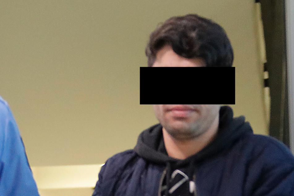 War am Dienstag nicht vor Gericht erschienen: Zündler Besmullah M. (30).