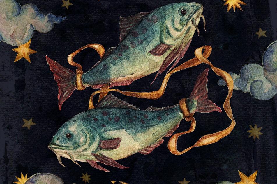Dein Wochenhoroskop für Fische vom 07.06. - 13.06.2021.