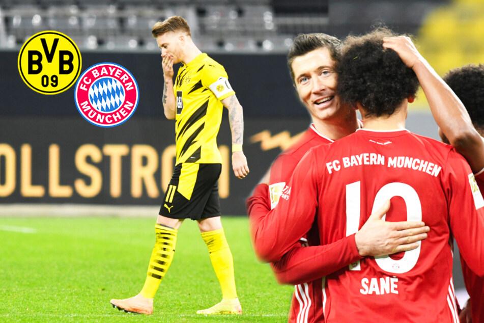 """BVB gegen FC Bayern ein """"sensationell"""" gutes Top-Duell: """"Riesige"""" Chancen nicht genutzt"""