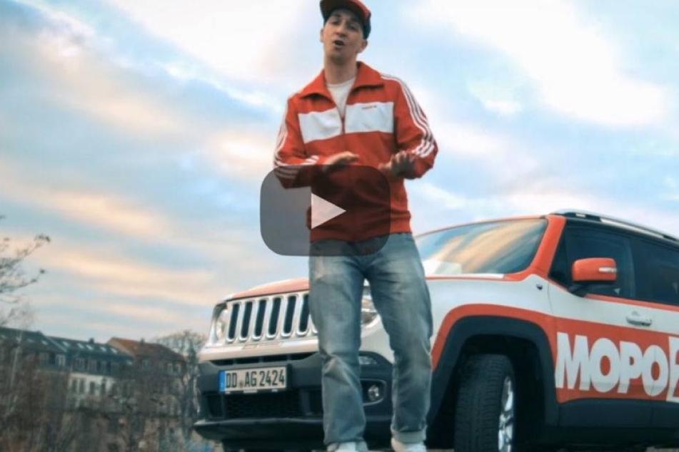 Jetzt gibt's die MOPO sogar als Rap-Song