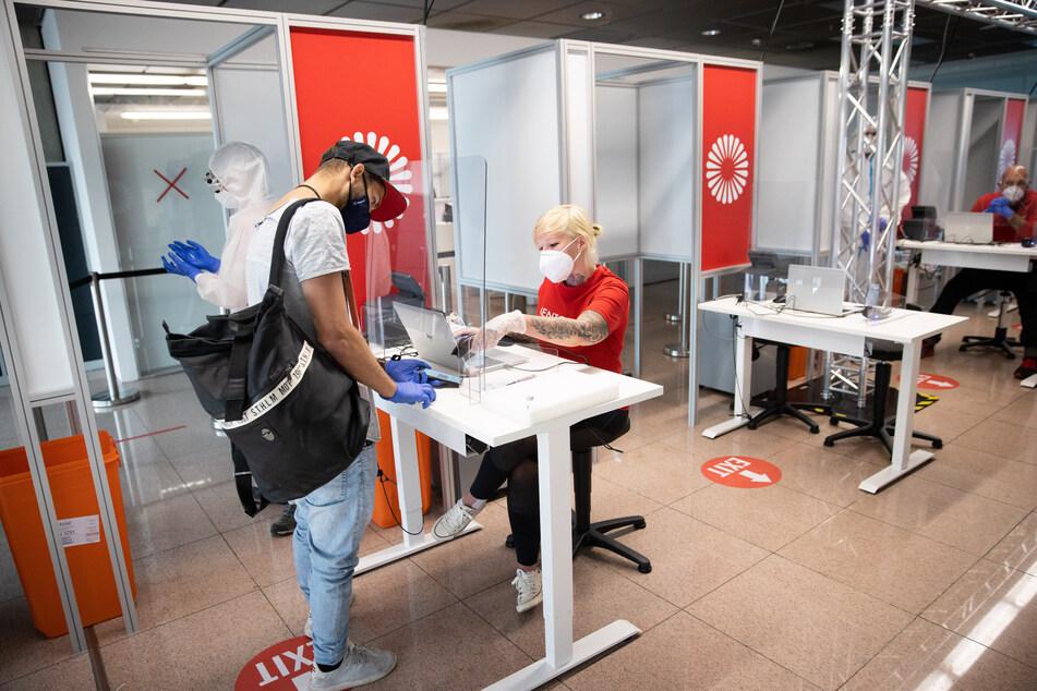 Das Angebot des kommerziellen Unternehmens Centogene richtet sich an Reiserückkehrer aus Nicht-Risikogebieten.