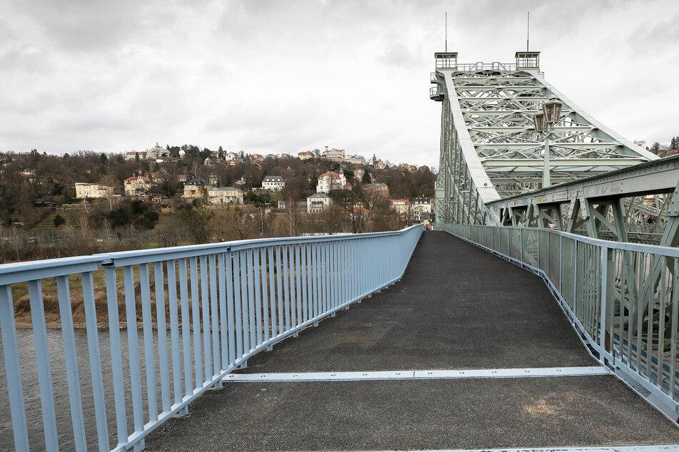 Dresden: Hält das Blaue Wunder wirklich bis 2060 durch?
