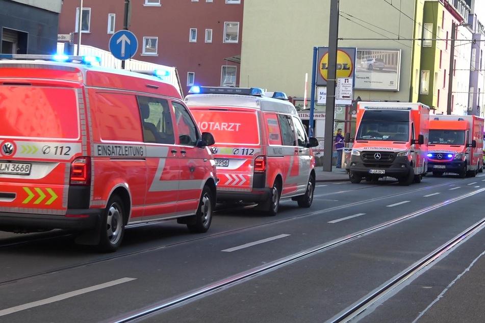 Tödlicher Unfall in Köln: Kind (4) wird von Lkw erfasst