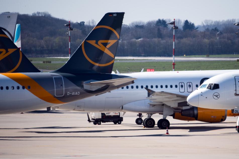 Ufo: Staat soll sich an Condor und Lufthansa beteiligen