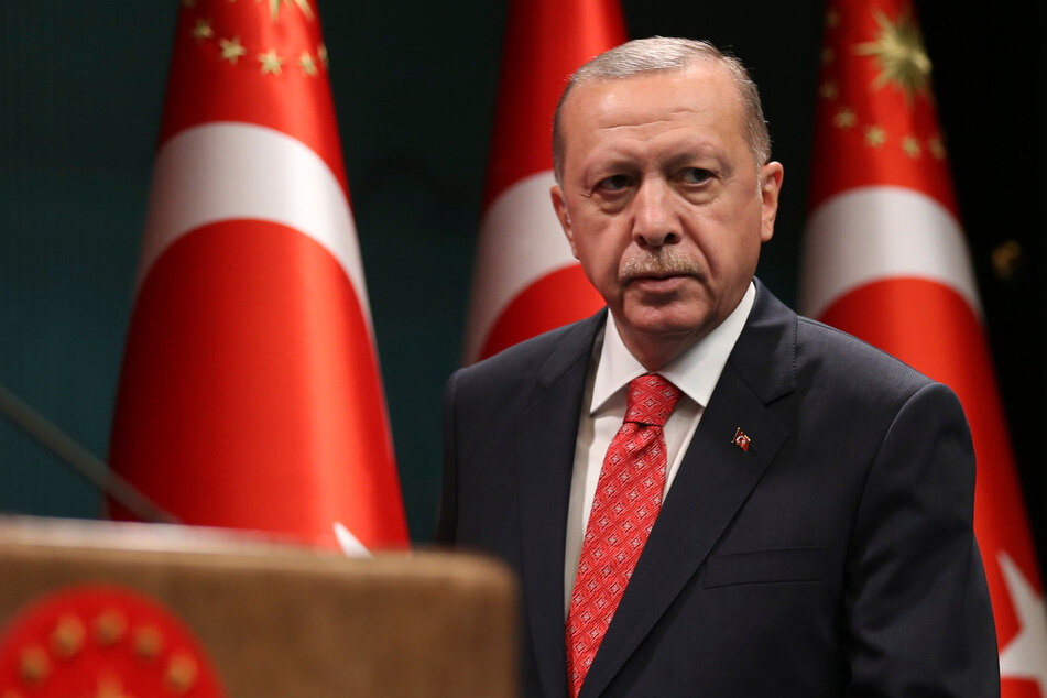Recep Tayyip Erdogan (66), Präsident der Türkei. Die Repressionen gegen kritische Journalisten nehmen in der Türkei weiter zu.