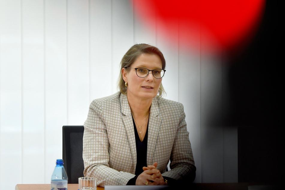 Stefanie Hubig (SPD), Ministerin für Bildung des Landes Rheinland-Pfalz und Präsidentin der Kultusministerkonferenz.