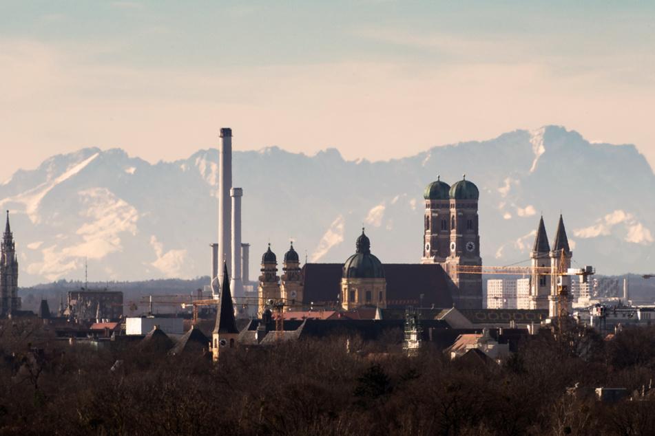 Mit Abstand am wenigsten Abstand: Keine Stadt so dicht besiedelt wie München