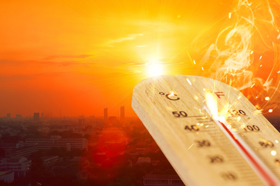 2020 was one of the three hottest years, according to weather data gathered by various agencies around the world (stock image).