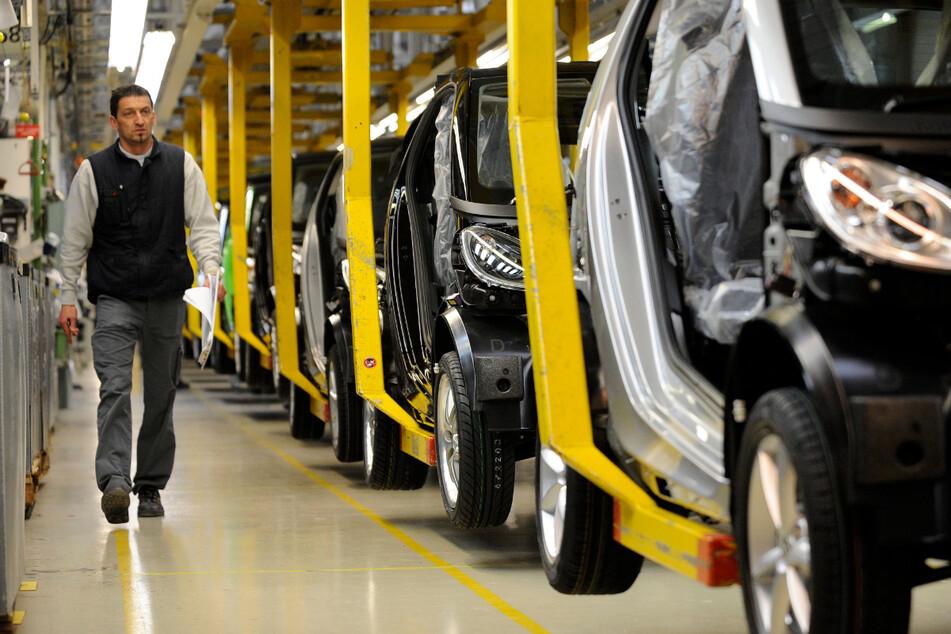Verkauf besiegelt: Daimlers Smart-Werk in Frankreich geht an die Briten