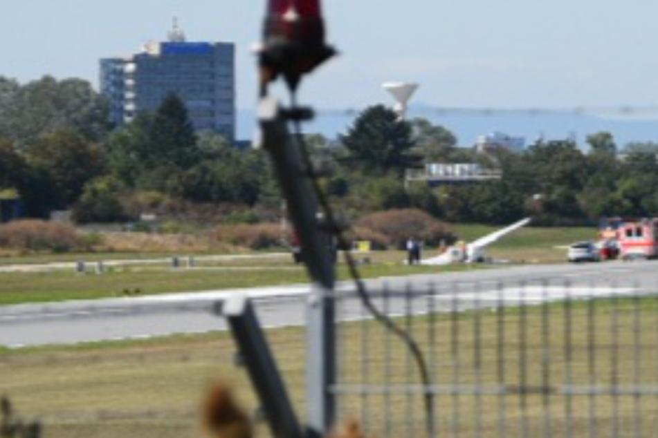Flugzeug verunglückt bei Landung