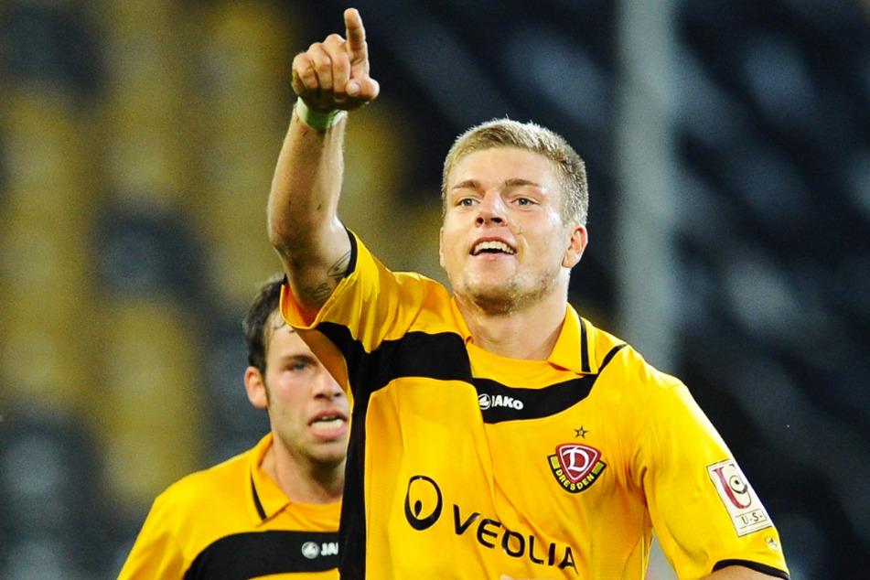 Ex-Dynamo Alexander Esswein (30) hat sich dem SV Sandhausen angeschlossen.