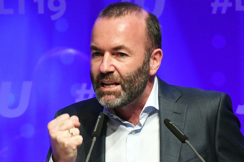 """Wie geht es weiter? Manfred Weber (49, CSU), sieht """"eine moralische Pflicht"""" des Westens in Bezug auf Afghanistan."""