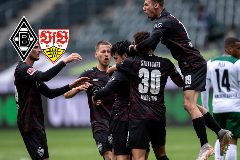 Gladbach bibbert um Europa! Rose verliert bei letztem Heimspiel gegen den VfB