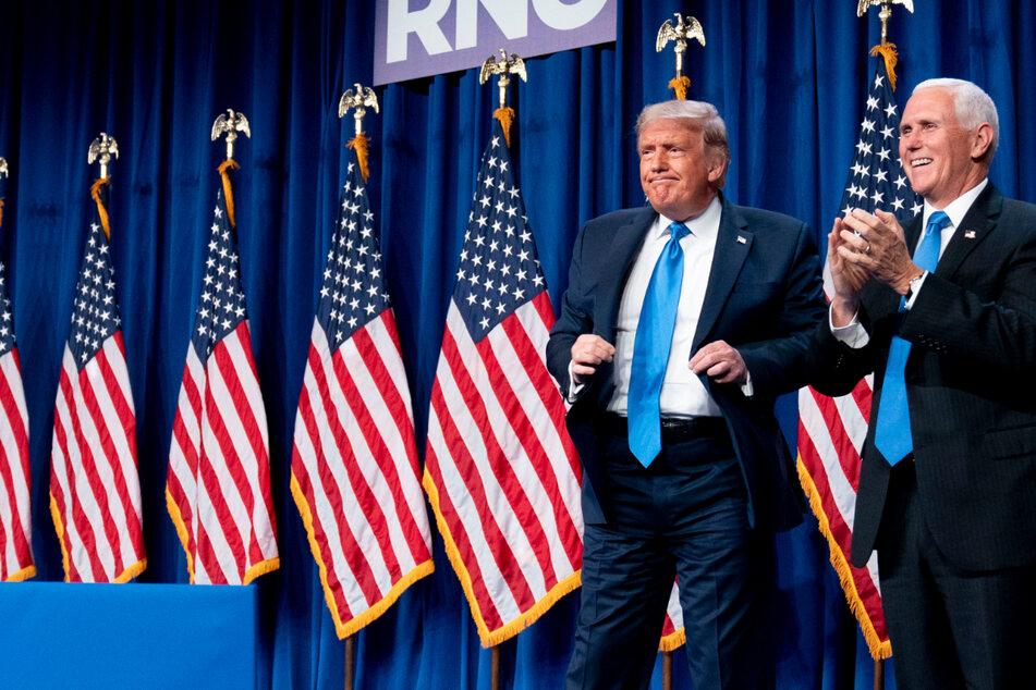 """US-Republikaner hetzen weiter gegen """"radikale Linke"""" und """"räuberisches"""" China"""