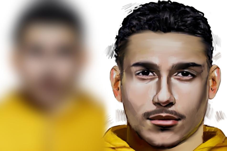 30-Jährigem den Kiefer gebrochen: Wer erkennt diesen Mann?